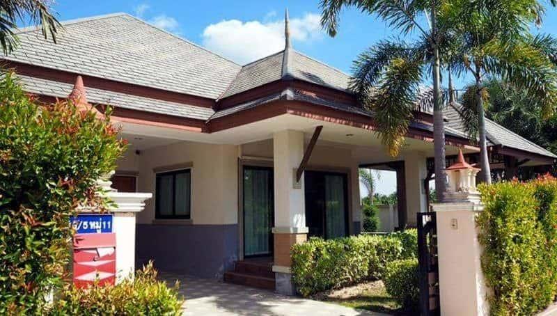 купить дом в тайланде паттайя