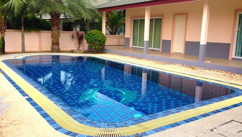 Купить дом в тайланде с бассейном