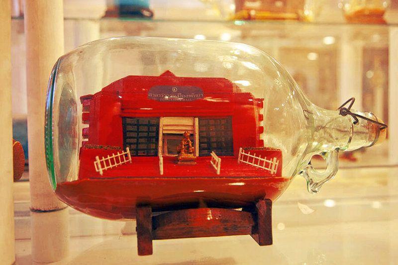 Музей бутылок Паттайя