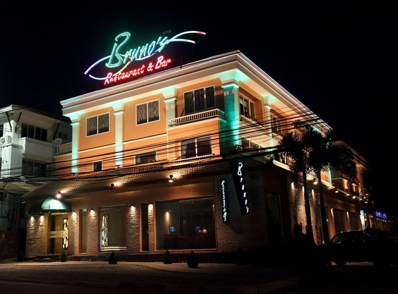 Bruno Restaurant pattaya