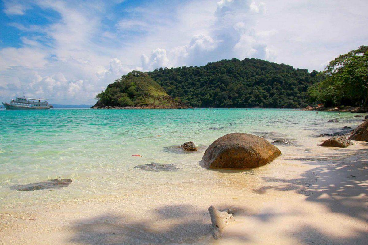 ко мак остров тайланд