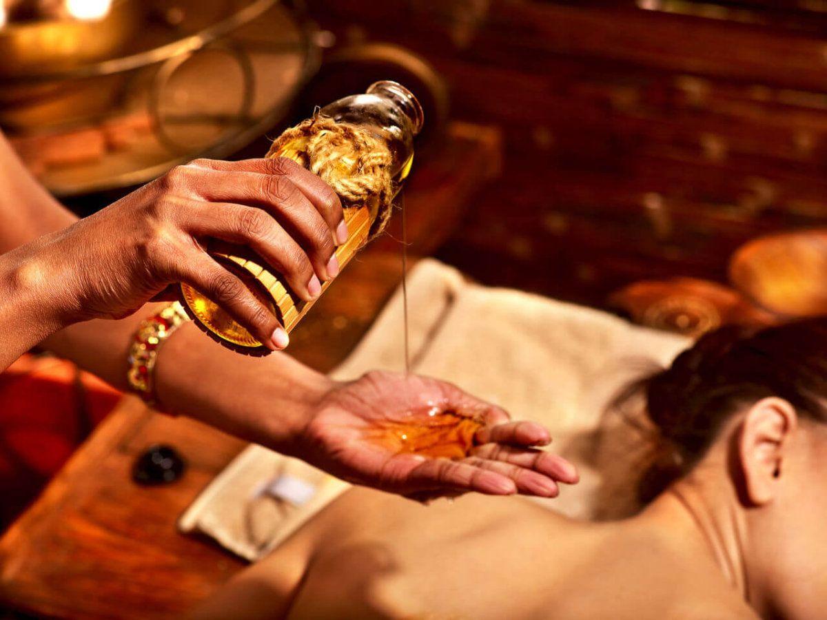 масленый массаж тайский