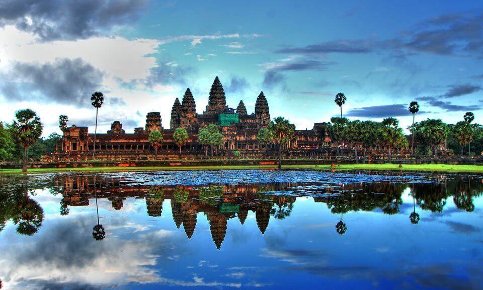 камбоджа как добраться