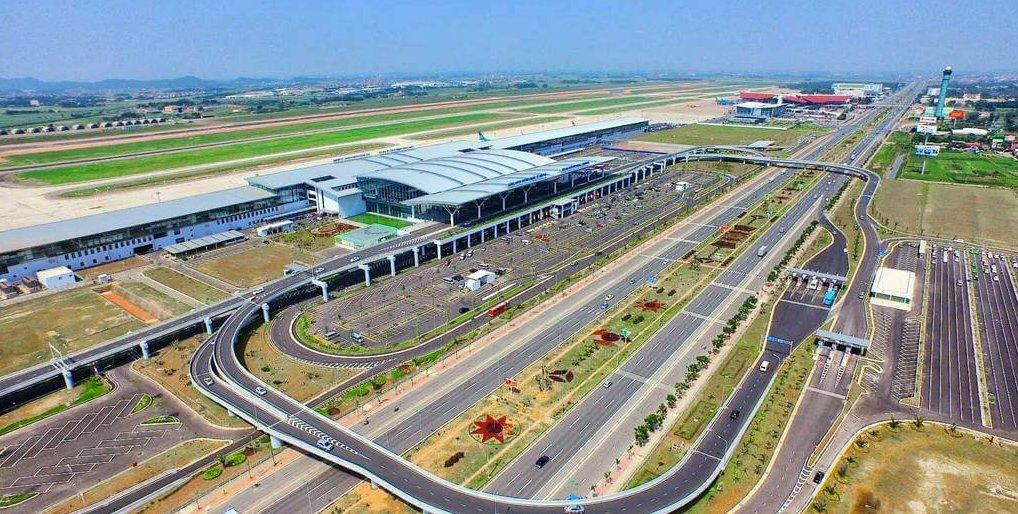 Аэропорт Ханоя Ной Бай